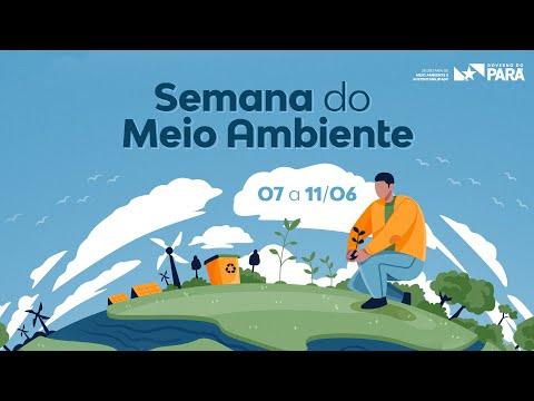 Embedded thumbnail for teste - Semana do Meio Ambiente - Bioeconomia na Amazônia